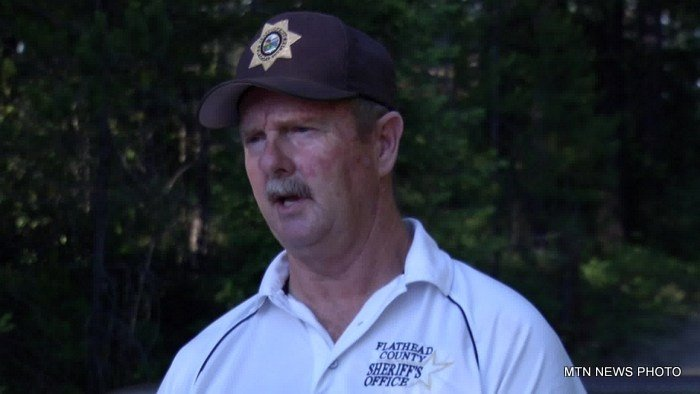 The attack on the pair of bicyclists took place about a mile up the trail leading to Half Moon Lake, according to Flathead County Undersheriff Dave Lieb