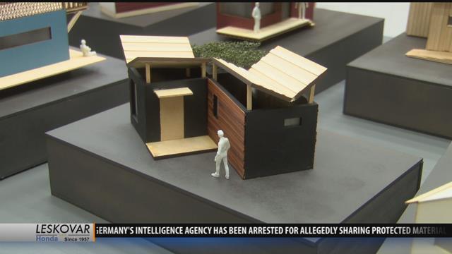 Model size tiny homes