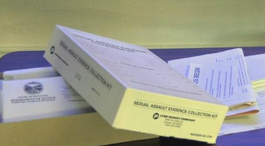 Trying to end the rape kit backlog. (MTN News photo)