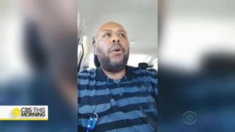 Cleveland police widen manhunt for Facebook murder suspect