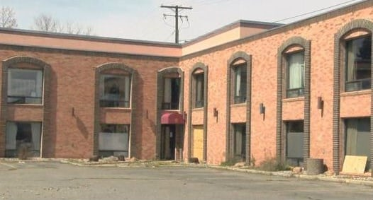 If the permit is approved, the motel on Main Street would be demolished within 75 days after the permit is issued. (MTN News photo)