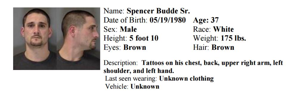 Spencer Budde, Sr.