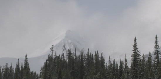 : This experiment is to produce more snowfall amounts