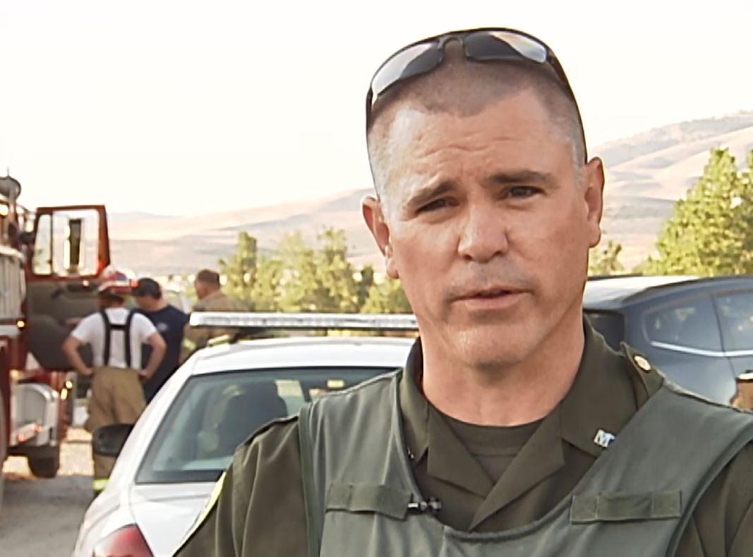 Montana Highway Patrol Sergeant Scott Bennett (MTN News file photo)