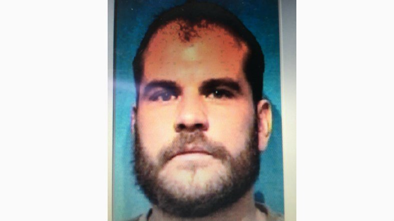 38 year old Marshall Barrus of Gallatin County