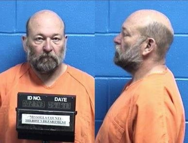 61-year-old Lloyd Barrus is now facing 14 counts of attempted deliberate homicide. (MCSO photo)