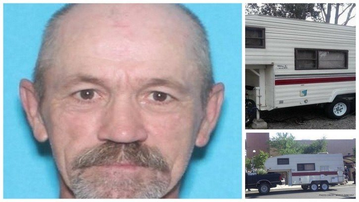 Zahn had been living in a camper outside the family's home for a few days prior to the abduction