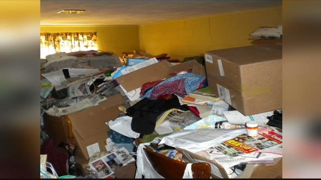 Hoarding is not just a matter of having too much stuff or a cluttered home. It's a condition often shrouded in secrecy and shame.