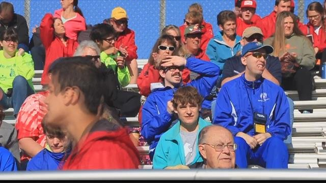 The Montana Special Olympics Summer Games wrapped up in Missoula on 5.19.17. (MTN News photo)