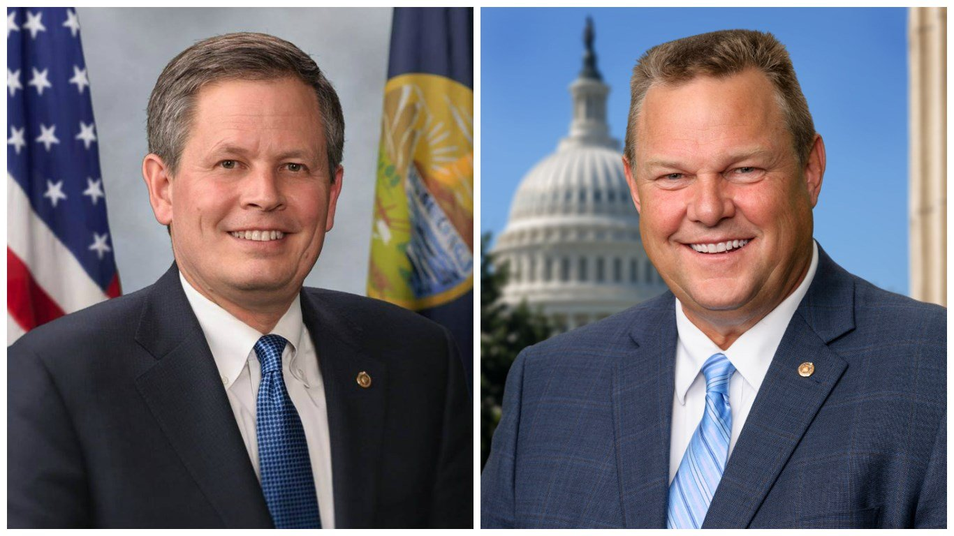 Daines, Tester