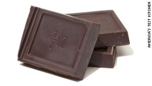 Unsweetened Chocolate (CNN photo)