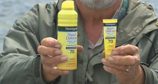 Sunscreen weather lasts all year round in Montana (MTN News photo)