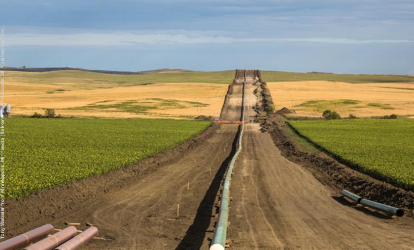 Judge: Redo part of analysis for Dakota Access pipeline