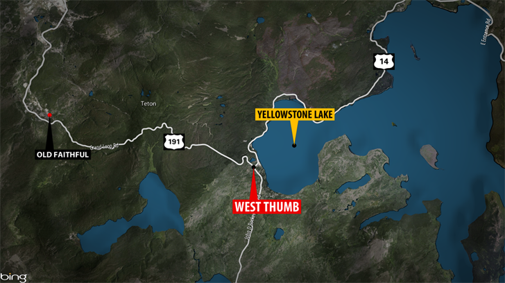 Kayak guide dies in Yellowstone Lake during rescue attempt