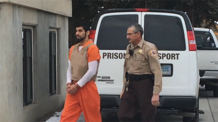 Pedro Garcia was sentenced to prison (MTN News)