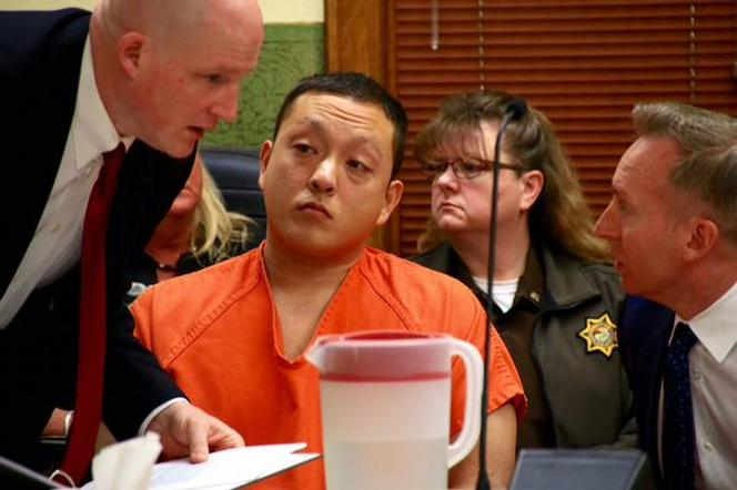 Marcus Kaarma sentenced for 2014 murder of exchange student (MTN News photo)