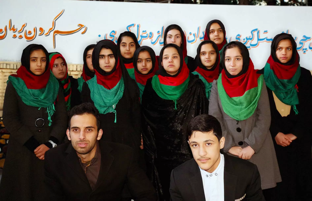 United States denies visas to Afghanistan's all-girl robotics team