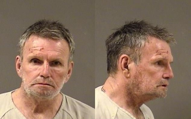Randy Ray Starnes (YCDF booking photo)