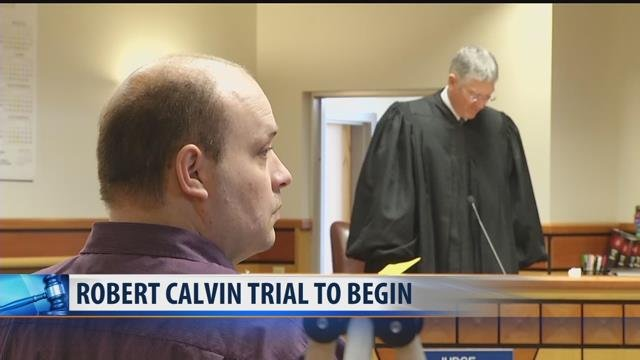 Robert Calvin of Billings, accused of raping a child decades ago, will once again take his case to trial.