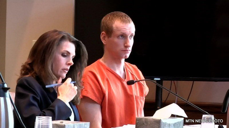 Andrew James Hohn of Helena in June 2016 court appearance