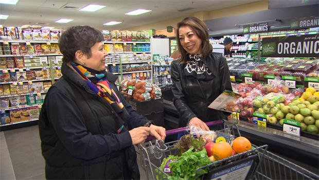 Dr. Margaret Cuomo (with correspondent Martha Teichner).  CBS NEWS
