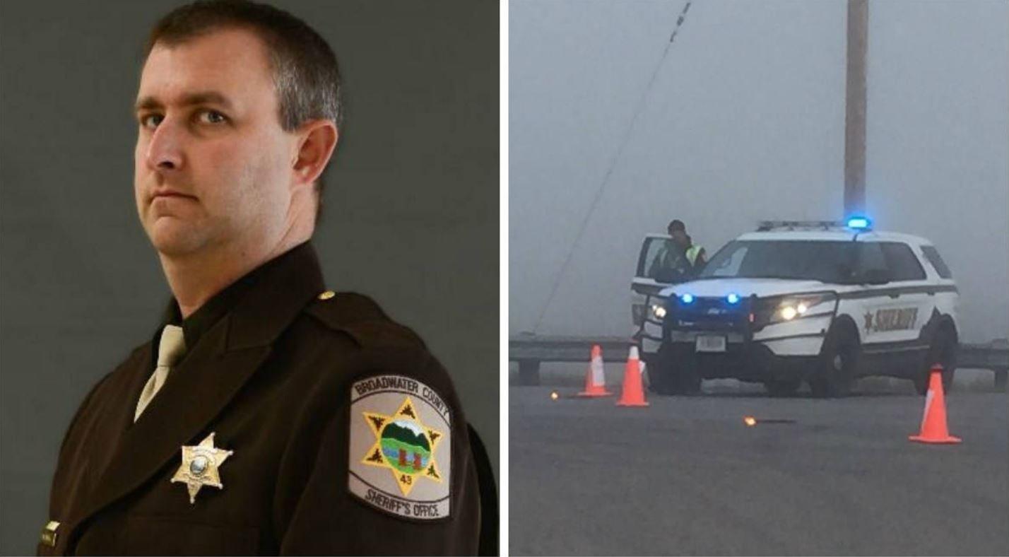 Broadwater County Sheriff's Deputy Mason Moore