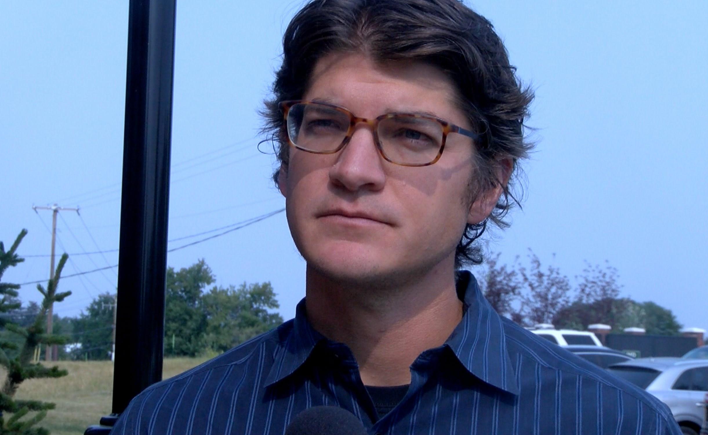 Trust Conservation Finance Director, David Weinstein