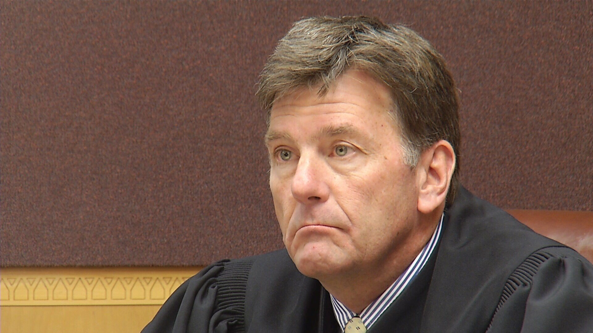 Seven people have submitted applications to replace District Court Judge Russell Fagg pictured above. (MTN News file photo)