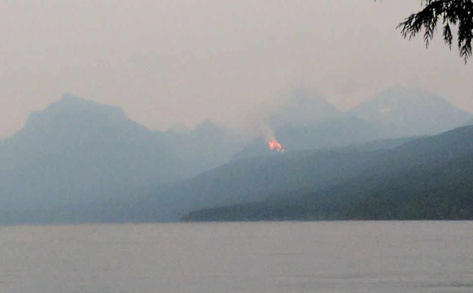 (Glacier National Park photo)