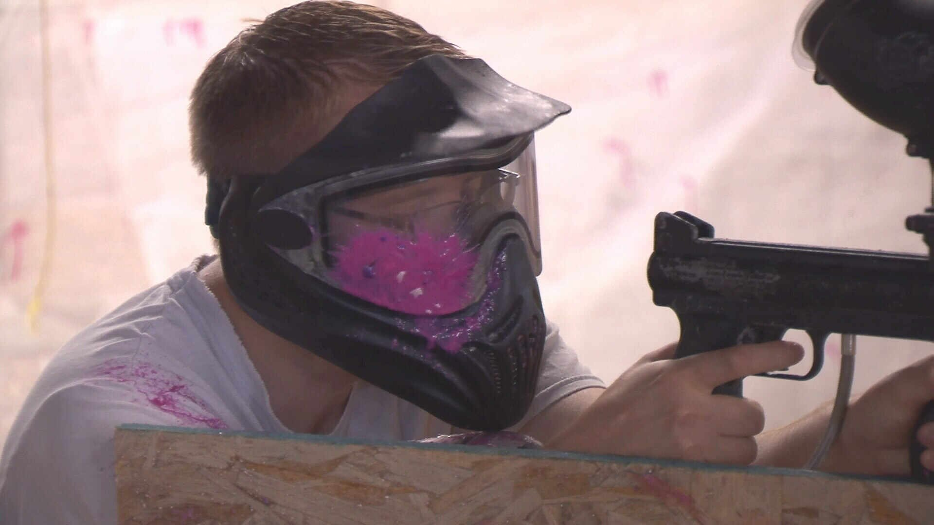 Ultimate Paintball at MontanaFair.