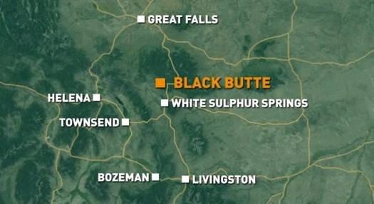 Black Butte Copper Project