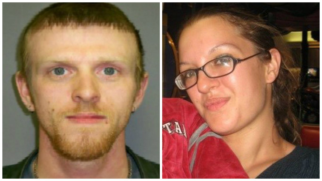 Jay Witkowski is charged with the murder of Evelynn Garcia.