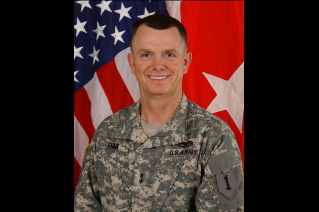 Lt. Gen. Paul E. Funk II (Fort Hood)