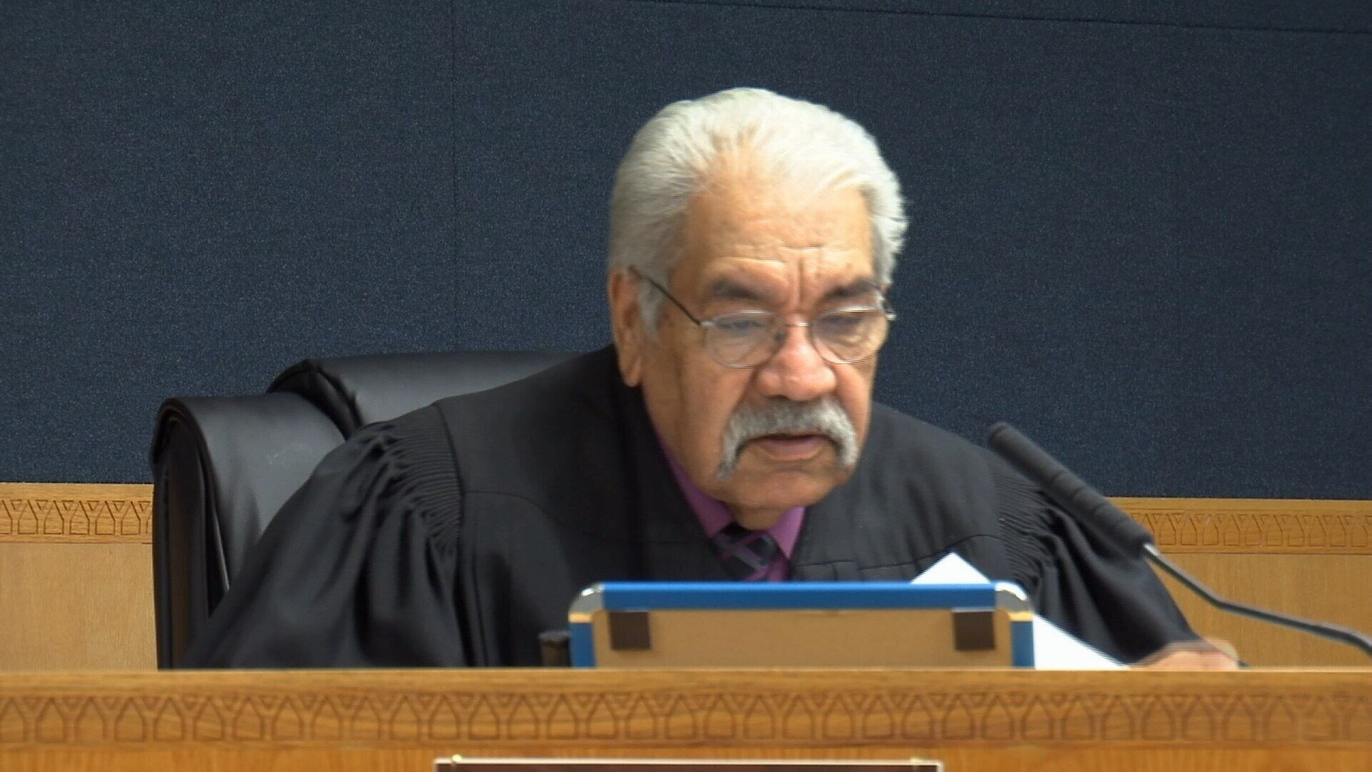 Judge Hernandez has been on the bench over four decades (MTN News)