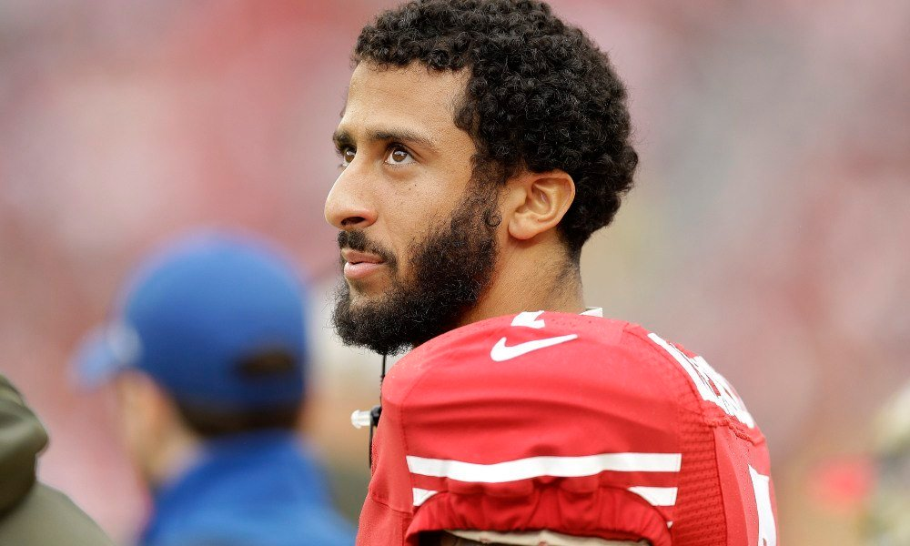 Colin Kaepernick reportedly files grievance for collusion against National Football League owners