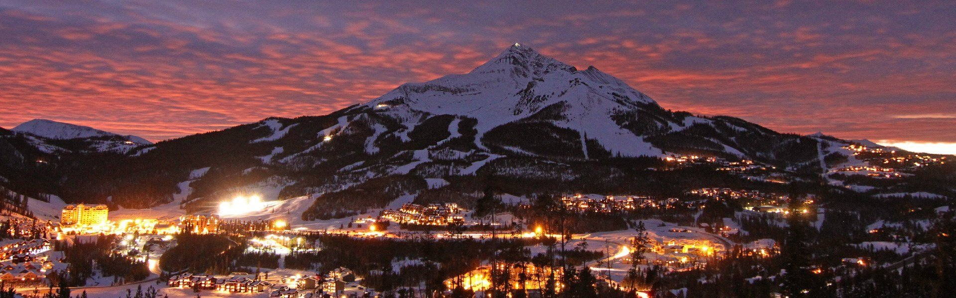 Big Sky Resort opening day is Nov. 23. courtesy of Big Sky Resort