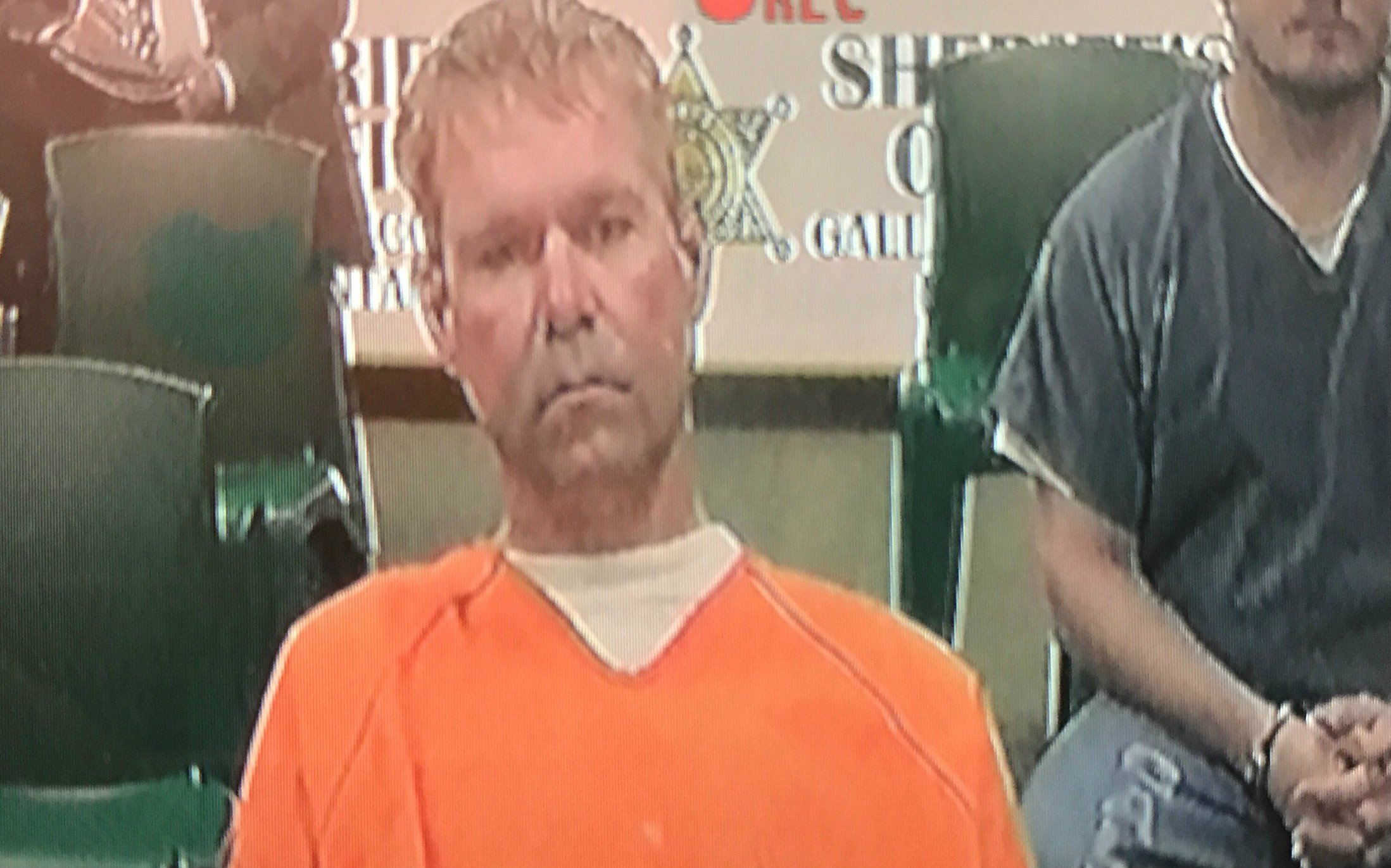 Blake Oren Robinson, a transient, 33, was charged with arson, a felony and faces $30,000 bail. (MTN News photo)