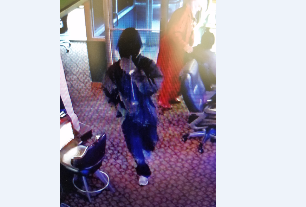 Billings police released this photo of the suspect who robbed a casino Oct. 29.