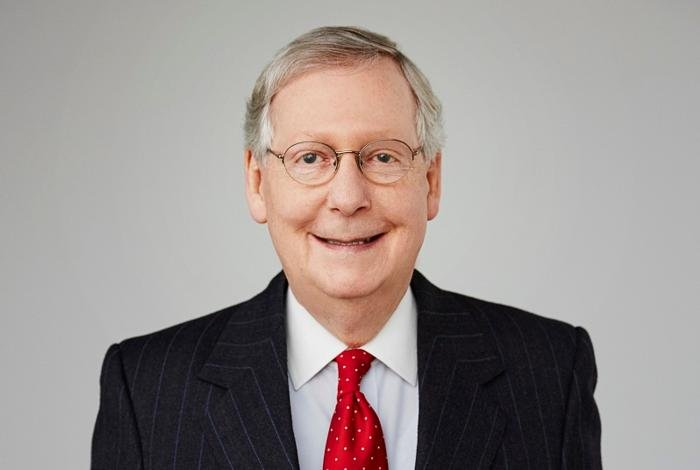 Sen. Mitch McConnell, R-Ky. (courtesy of Sen. McConnell)