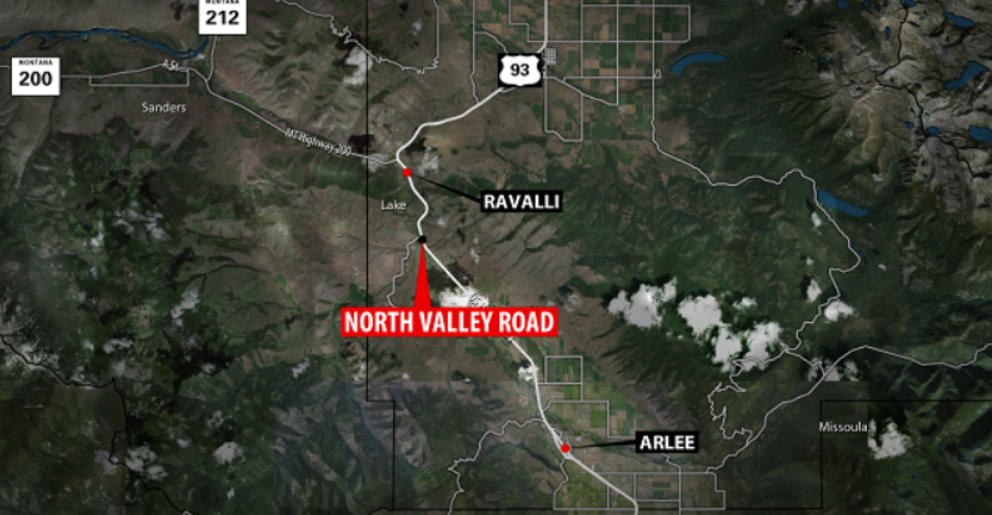 MHP reports fatal crash on Highway 93, north of Missoula