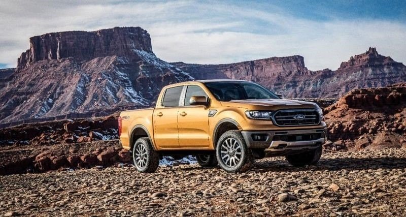 Ford launches new Ranger bakkie