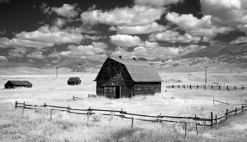 """A town in Montana has been named the """"middle of nowhere."""" (Stock photo)"""