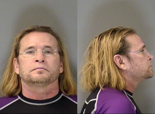 Buck Feist is being held on three felony charges (YCDF)