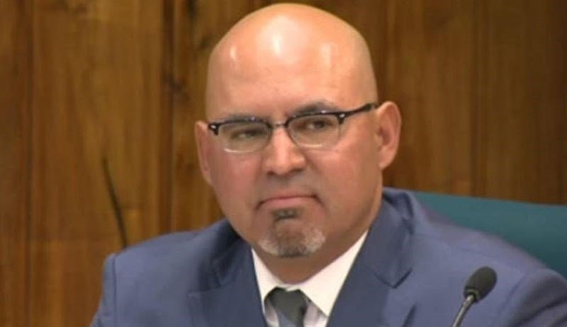 Pico Rivera teacher who bashed military fired by school board, president says