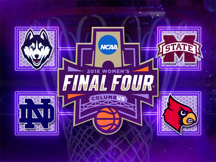 Women's NCAA tournament: Familiar foes face off in Final Four