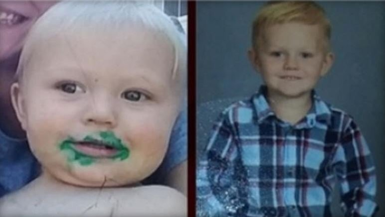 Braxton and Bryson Milroy NATIONAL CENTER FOR MISSING AND EXPLOITED CHILDREN / KCCI-TV