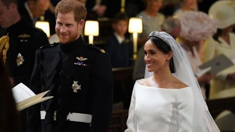 Prince Harry and Meghan Markle (CNN Photo)