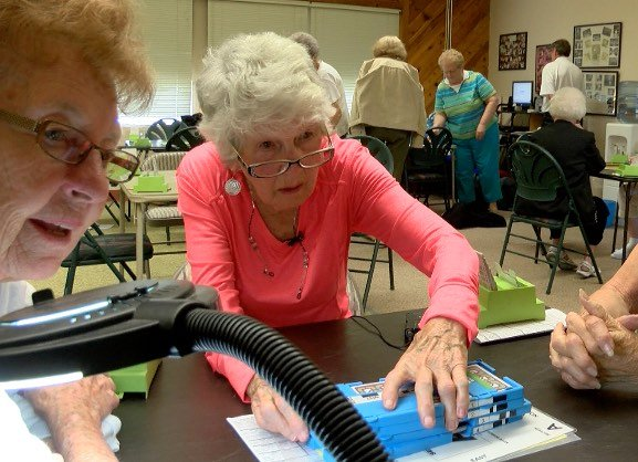 Butte's Enda Bowman has been playing bridge for more than 60 years, and she's showing no signs of slowing down at 96 years old.