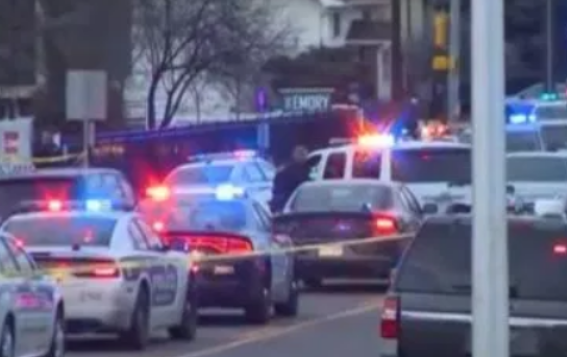 Colorado deputy killed in shooting five others injured for Courtesy motors colorado springs