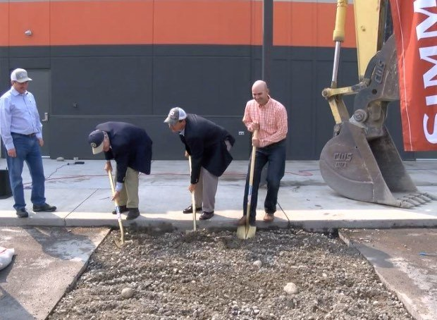 simms fishing products breaks ground on expansion krtv